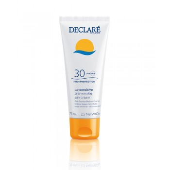 DECLARE - Sun Sensitive Anti-Wrinkle Sun Protection Cream SPF 30 (75mL)